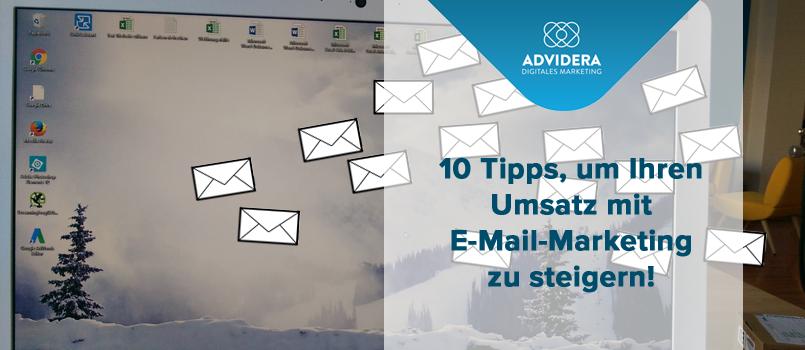 So geht E-Mail-Marketing