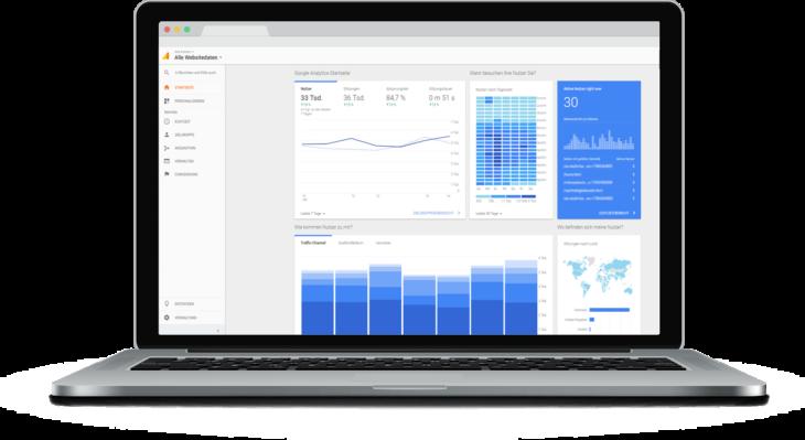 Advidera - Google Analytics Agentur aus Köln