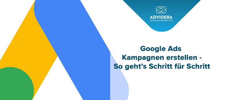 Beitragsbild Google-Ads Kampagnenerstellung