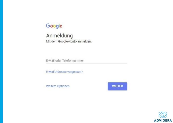 Google Ads Express_Schritt 1