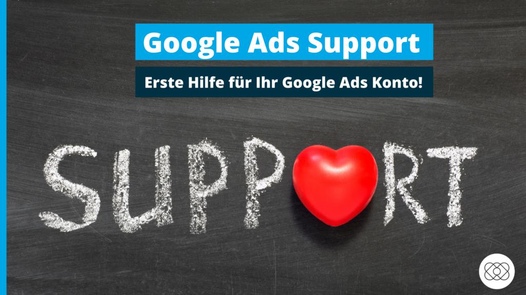 Google Ads Support