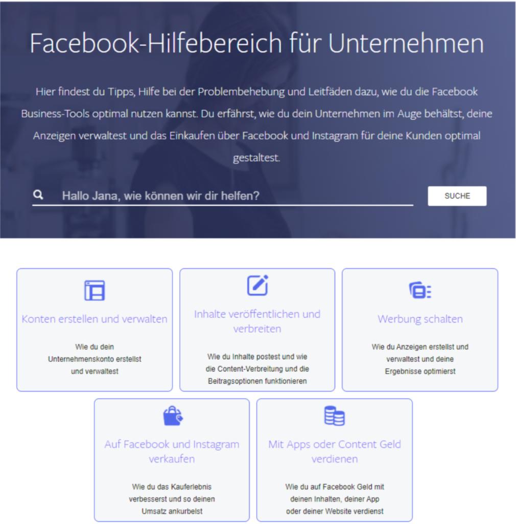 Facebook Ads Support