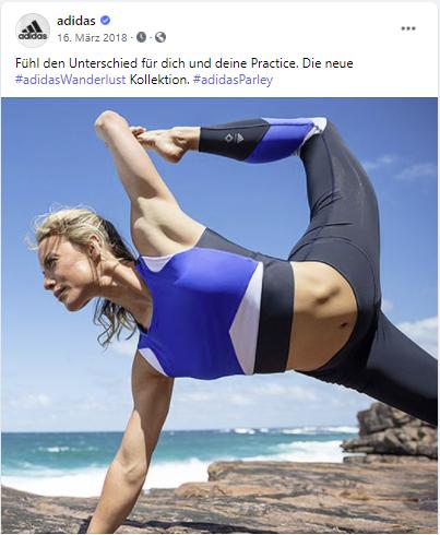 Facebook Ads Beispiel