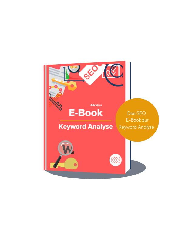E-Book Keyword Analyse