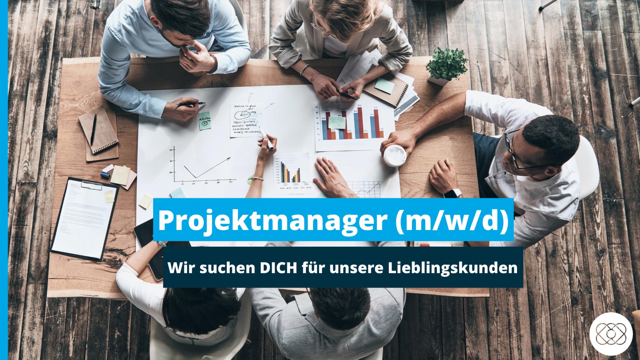 Projektmanager (m/w/d) in Köln gesucht