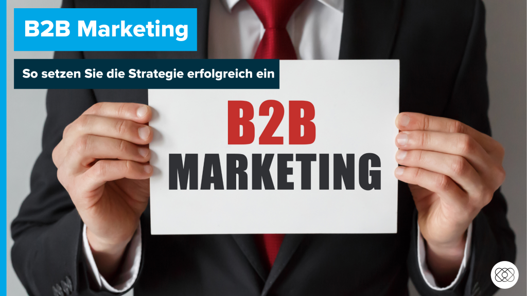 B2B Marketing Beitragsbild