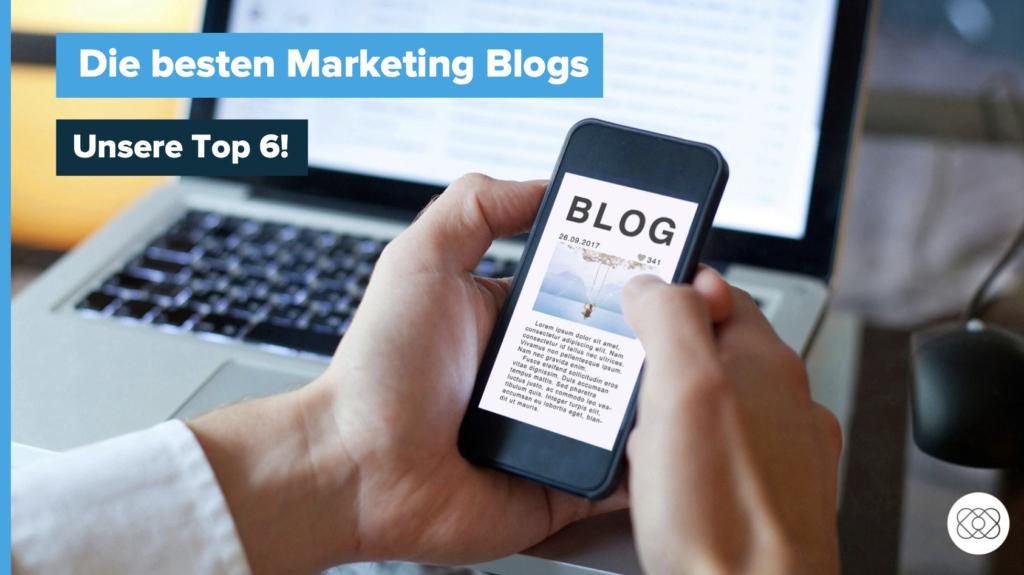 Titelbild Marketing Blogs