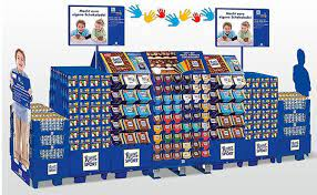 Merchandising Ritter Sport
