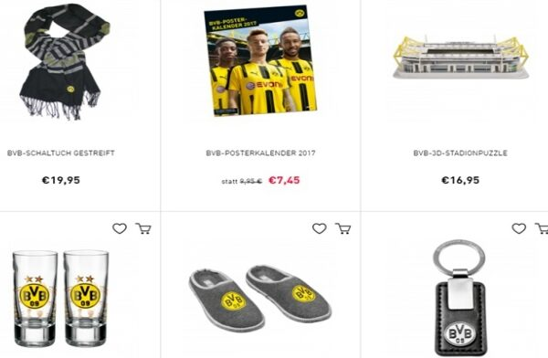 Merchandising BVB