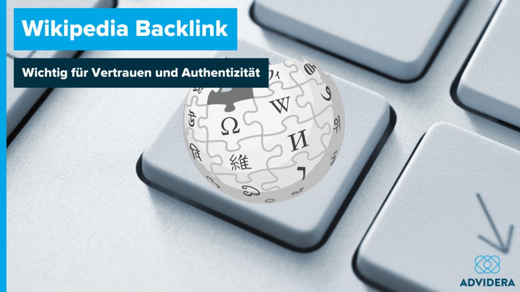 Wikipedia Backlink Beitragsbild