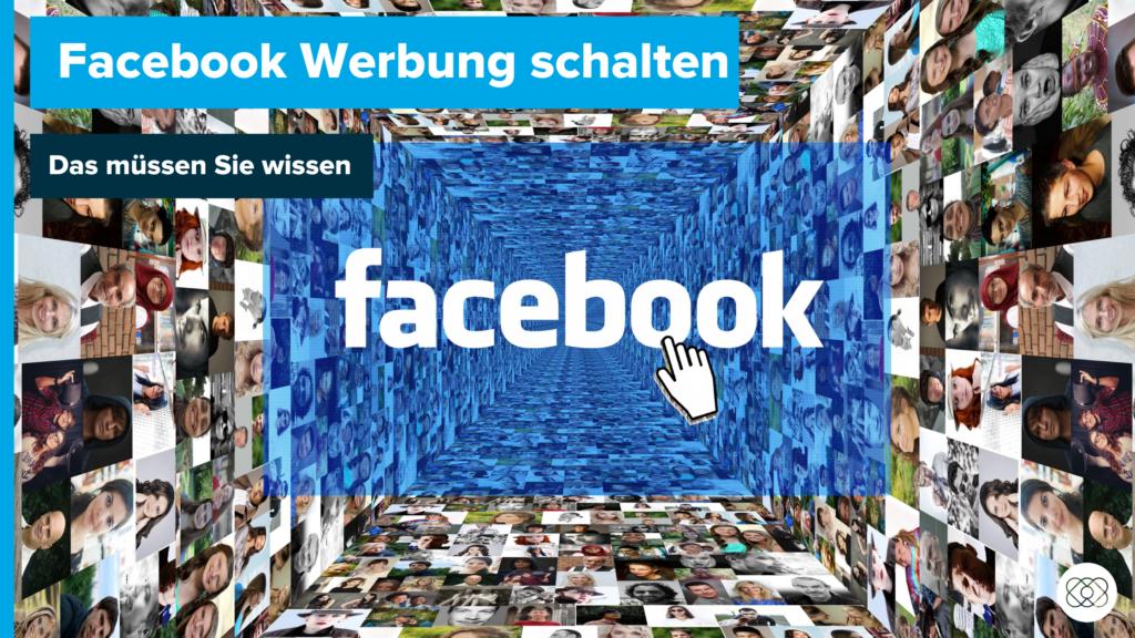 Beitragsbild Facebook Werbung schalten