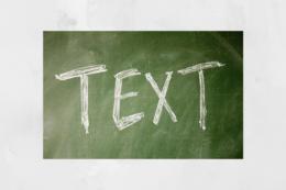 _Beitragsbild Textarten