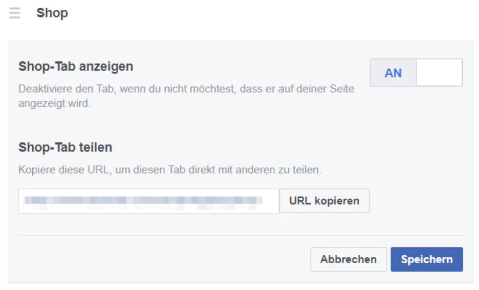 Facebook Shop -Katalog hinzufügen_3