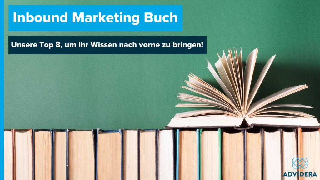 Inbound Marketing Buch Beitragsbild