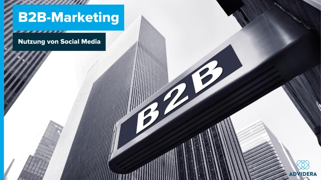 B2B-Marketing Beitragsbild