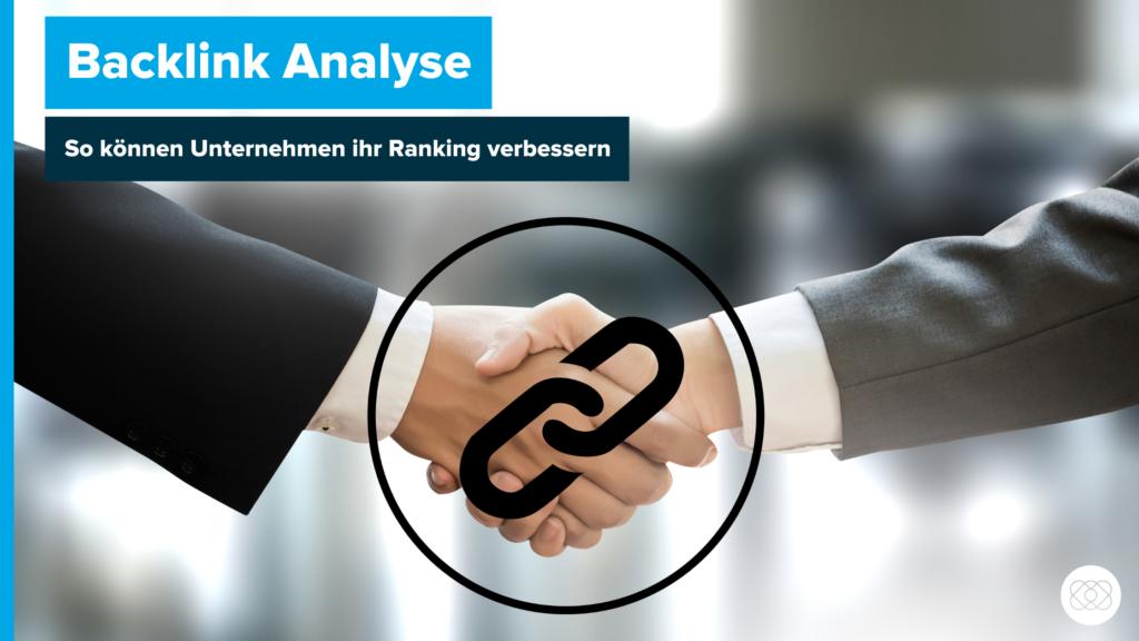 Backlink Analyse