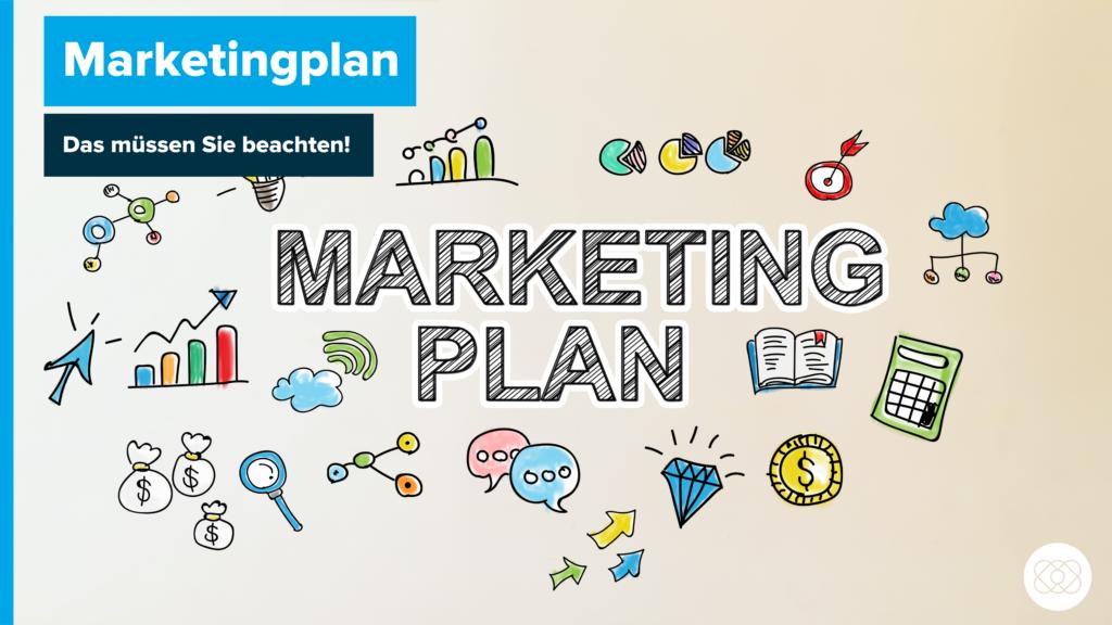 Beitragsbild Marketingplan