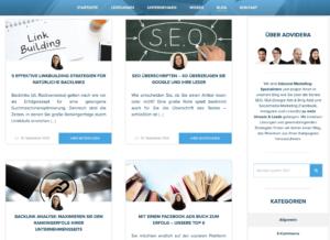 Bloggen Advidera