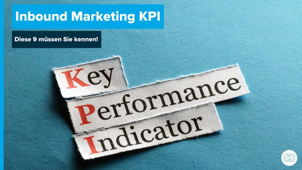 Inbound Marketing KPI Beitragsbild